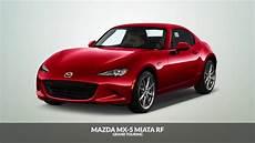 2019 Mazda Mx 5 Miata Rf Grand Touring Targa Review