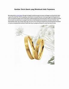 Gambar Cincin Kawin Yang Membuat Anda Terpesona