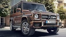 Mercedes G Klasse Autobild De