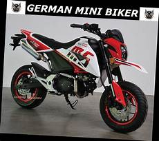 German Mini Biker - gmb 125 m5 white edition kaufen