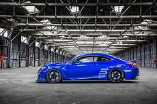 Lexus Rcf Tuning - tuned lexus rc f sema side forcegt