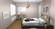 peinture chambre taupe deco gris fille beige belge