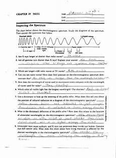 electromagnetic spectrum worksheet spectrum ws intro level answer key jpg 2 52 mb