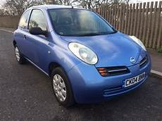 Nissan Micra 2004 Petrol 1 2 For Sale In Enfield