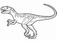 allosaurus ausmalbilder allosaurus ausmalbilder
