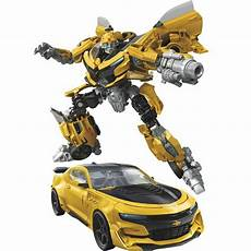 Transformers 5 The Last Deluxe Bumblebee New