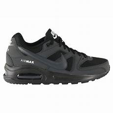nike air max command flex gs sneaker schwarz ruga