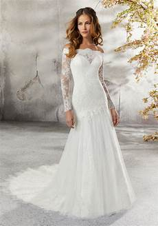 picture of wedding gown lillian wedding dress style 5686 morilee