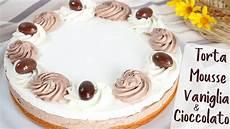 bigne crema e cioccolato fatto in casa da benedetta torta mousse vaniglia e cioccolato ricetta facile fatto in casa da benedetta youtube