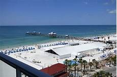wyndham grand clearwater beach is right in the action