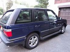manual repair autos 2001 land rover range rover regenerative braking find used 2001 land rover range rover hse needs repair in maplewood new jersey united states