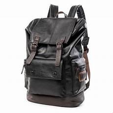jual tas ransel laptop elegant kulit import backpack pria di lapak trendy store centratrendy