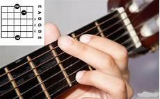 Kunci Gitar Untuk Pemula Kunci Dasar Gitar Posisi