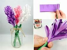 Basteln Mit Kindern Frühlingsblumen - papierblumen basteln mit kindern sch 246 ne ideen und