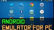 top five android apk emulators for pc 2018 appinformers com