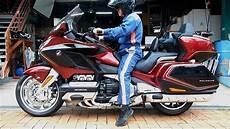 Honda Goldwing 2018 - custom bike 龍 air suspension front rear honda goldwing