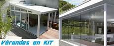 achat veranda en kit veranda design pas cher verandas en kit piscine