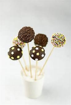 Recette Sucettes Au Chocolat Au Coeur De Caramel Fondant