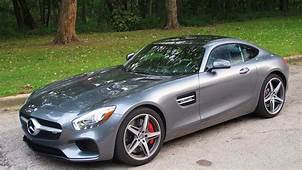 Notes From The Driveway 2016 Mercedes AMG GT S