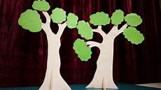 baum basteln pappe paper tree how to make tree using paper and cardboard