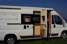 fiat ducato x250 kastenwagen mit motorroller wohnwagen