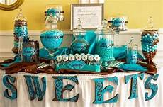 brown and turquoise party decorations keep on loading your inspirational wedding pics to the