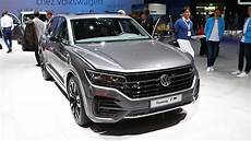 2020 volkswagen touareg now with v8 engine suv bible