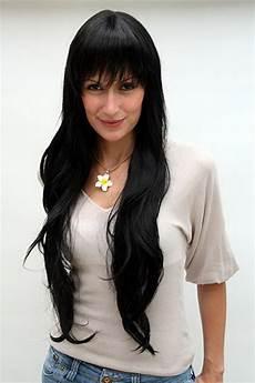 lange schwarze haare langes schwarzes haar