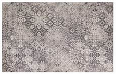 vintage teppich ginni 170 x 240 cm grau coole deko