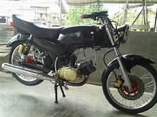Suzuki A100 Modif by Foto Modifikasi Motor Suzuki A100 Modifikasi Yamah Nmax