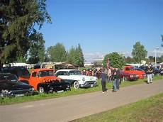V8 Flyers Grenzland Us Car Bike Und Oldtimer Meeting