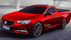 Opel Up - render new 2018 holden commodore ute opel insignia