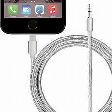iphone 7 aux kabel lightning zu 3 5mm auto aux audio musik adapter kabel