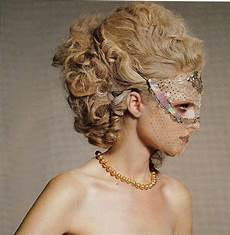 i found this in australian bazaar magazine in 2019 lace mask face lace rococo