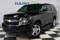 2016 used chevrolet tahoe 2wd 4dr lt at haims motors