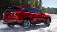 2019 acura rdx photos of restyled luxo suv carscoops