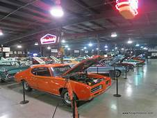 HOVER MOTOR COMPANY Floyd Garrett's Muscle Car Museum We