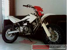 Modif Satria 2 Tak by Modifikasi Suzuki Satria 2 Tak Trail Gambar Modifikasi