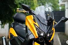 Motor Plus Modifikasi by Power Menggelegar Modifikasi Yamaha Nmax 2 Silinder