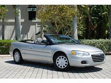 Buy Used 2004 Chrysler Sebring Convertible GREAT MILES 2