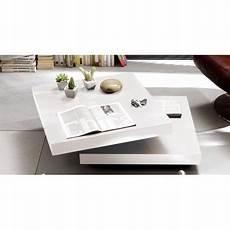 table basse carrée blanc laqué table basse carr 233 e blanc laqu 233 cbc meubles