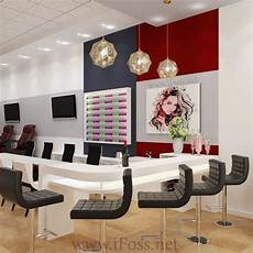 Nails Bar Design Nailsalondesign Tiemnaildep Decorideas
