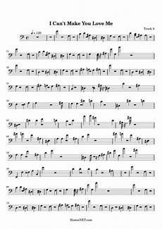 i can t make you love me sheet music i can t make you love me score hamienet com