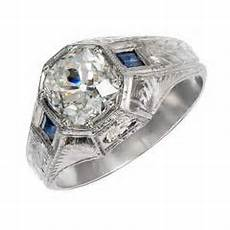 sapphire and diamond russian men s ring for sale at 1stdibs