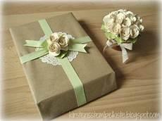 Geschenk Schön Verpacken - kirsten stempelkiste geschenke sch 246 n verpacken