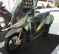 Modifikasi Suzuki Address modifikasi motor suzuki address terbaru skutik jumbo bro