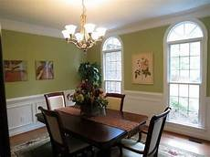 green paint colors for small dining room with hanging light fixtures interior painting