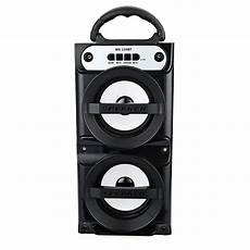 Bluetooth High Power Bass Sound Speaker by Ms 159bt Portable Wireless Bluetooth Speaker High Power