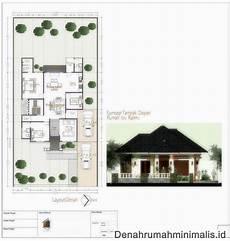 60 Desain Rumah Minimalis Satu Kamar Desain Rumah