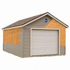 vinyl garage best barns greenbriar 12 ft x 24 ft prepped for vinyl
